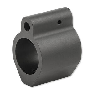XTS AR-15 Micro Low Profile Gas Block Black MICRO-GB