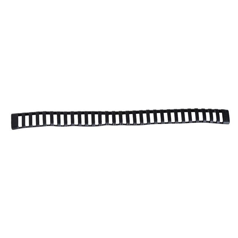 NcSTAR 30 Slot Ladder Picatinny Rail Cover for AR-15 Rubber Polymer Black