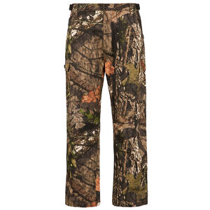 Scent Blocker Men's Fused Cotton Pant X-Large Ripstop Fabric Realtree Edge Camo