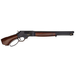 "Henry Axe .410 Bore Lever Action Shotgun 15.14"" Barrel 5 Rounds Bead Sight American Walnut Furniture Blued Finish"