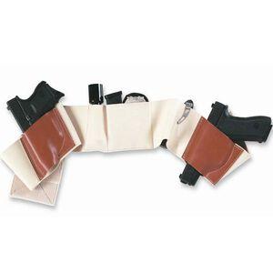 "Galco UnderWraps Belly Band Holster System Ambidextrous Small (30""-34"") Khaki UWKHSM"
