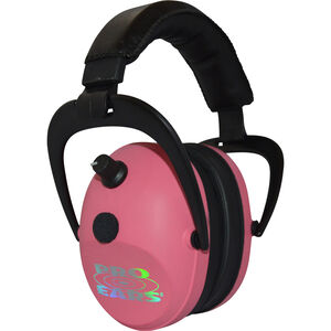 Pro Ears Gold II 26 Electronic Hearing Protection 26 dB Pink