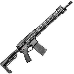 """POF USA P415 Edge Semi Auto Rifle .223 Rem/5.56 NATO 16.5"""" Barrel 30 Rounds Short Stroke Gas Piston System 14.5"""" M-LOK Rail Black Finish"""