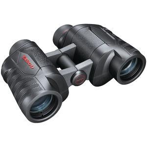 Tasco Focus Free 7x35mm Mid Sized Binoculars Porro Prism Rubber Coated Black