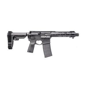 "Springfield Armory SAINT Victor .223/5.56 NATO AR-15 Semi Auto Pistol 7.5"" Barrel 30 Rounds With B5 Pistol Grip SB Tactical SBA3 Pistol Brace Black"