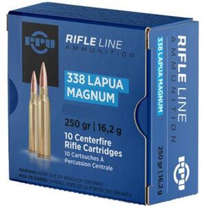 Prvi Partizan PPU .338 Lapua Magnum Ammunition 250 Grain HPBT 2995fps