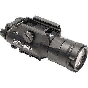 SureFire XH30 Weapon Light 1000 Lumens Picatinny Rail Compatible CR123A Batteries Aluminum Black