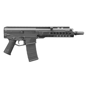 "Bushmaster ACR Enhanced Semi Auto Pistol 5.56 NATO 10.5"" Barrel 30 Round Magazine AAC Square Drop Modular Hand Guard System Adjustable Gas Piston Matte Black"