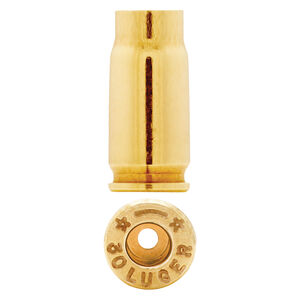 Starline .30 Luger Unprimed Pistol Brass Cases 50 Count 30LUGEUP-50