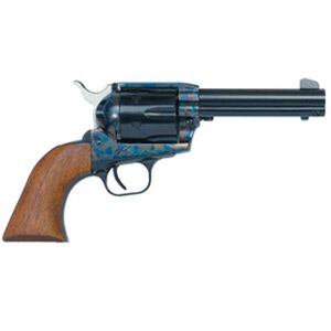 """EAA Bounty Hunter Revolver Single Action Army .44 Magnum 4.5"""" Barrel 6 Rounds Case Color Frame / Blued Finish Walnut Grips 770080"""
