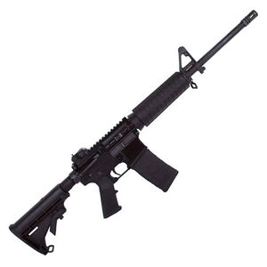 """Del-Ton Echo 316M 5.56 NATO Semi Auto Rifle 16"""" Medium Barrel 30 Rounds Black"""