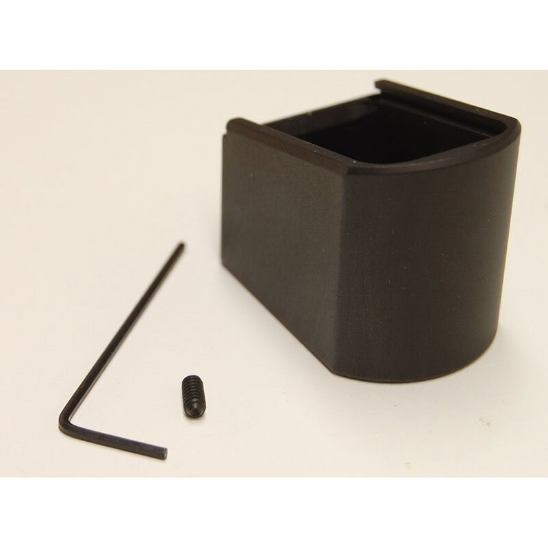 APEX Tactical SIG 226 .40 S&W Plus Four Limited Base Pad Aluminum Black 112-005