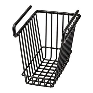 SnapSafe Medium Hanging Wire Shelf Basket For Gun Safes Black 76010