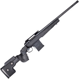 """Savage Arms 10 GRS 6mm Creedmoor Bolt Action Rifle 26"""" Threaded Barrel 10 Rounds AccuTrigger GRS Adjustable Stock Matte Black Finish"""