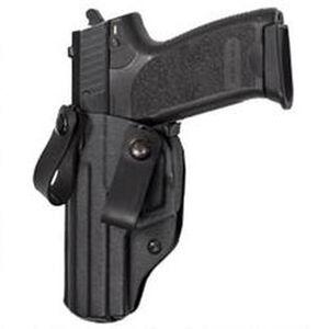 Blade-Tech Nano IWB Holster For GLOCK 26/27/33 Left Hand Polymer Black HOLX000382906021