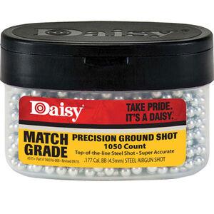 Daisy Match Grade .177 Caliber BBs 1050 per pk 12pk Carton