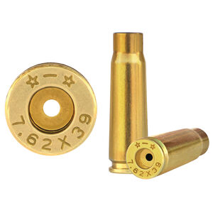 Starline 7.62x39 Russian Unprimed Brass Cases 50 Count 762X39EUP-50
