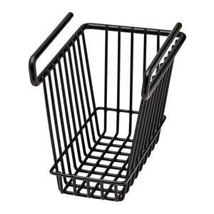 SnapSafe Medium Hanging Wire Shelf Basket For Gun Safes Black 76010