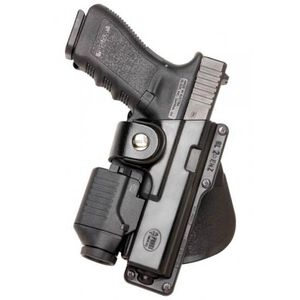 Fobus Tactical Roto Paddle Holster Glock 17/22/31 Right Hand Black GLT17RP