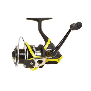 Eagle Claw Skeet Reese Victory II Spinning Reel Size 20 9+1 Bearing Black/Yellow