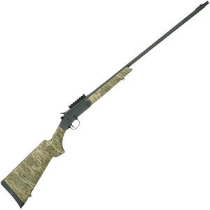 "Savage Stevens 301 Turkey .410 Bore Single Shot Break Action Shotgun 26"" Barrel 3"" Chamber 1 Round Bead Sight Picatinny Rail Mount MOB Camo Synthetic Stock Matte Black Finish"