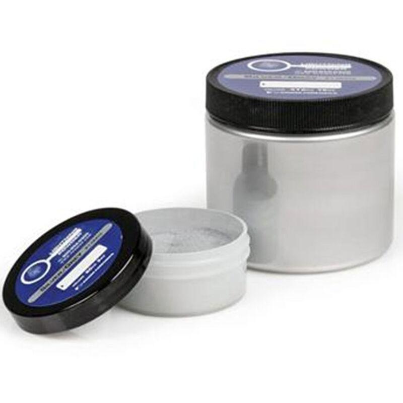 Lightning Powder Silver/Gray Magnetic Fingerprint Powder 1 OZ