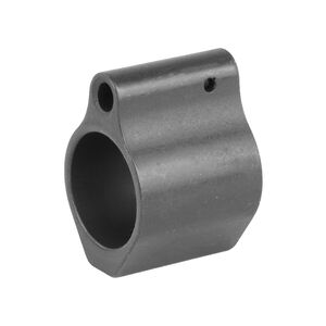 I.O. Inc AR-15 Low Profile Gas Block .750 Diameter Matte Black