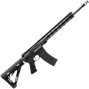 "Savage Arms MSR 15 Recon LRP .22 Nosler AR-15 Semi Auto Rifle 25 Rounds 18"" Barrel Free Float M-LOK Handguard Magpul CTR Stock Black Finish"