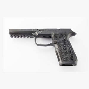 Wilson Combat Grip Module WCP320 Full Size No Manual Safety Polymer Black