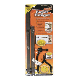 """HME Products Pro Series Super Bow Hanger 20"""" Steel with Accessory Hooks PSSH"""