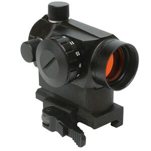 Konus Sight-Pro Atomic QR Red Dot with Riser Sight-Pro Atomic Mini Red Dot With Integrated Riser & Quick Release Mount