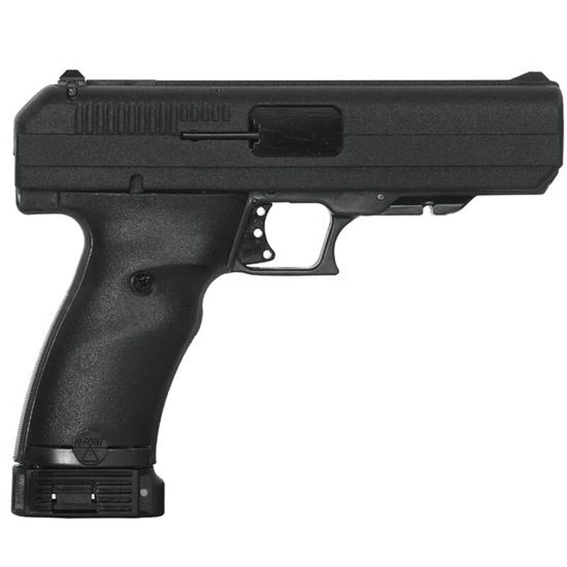 "Hi-Point Semi Auto Pistol .45 ACP 4.5"" Barrel 9 Rounds Polymer Frame Black Finish with Galco Matrix Holster 34510M5X"