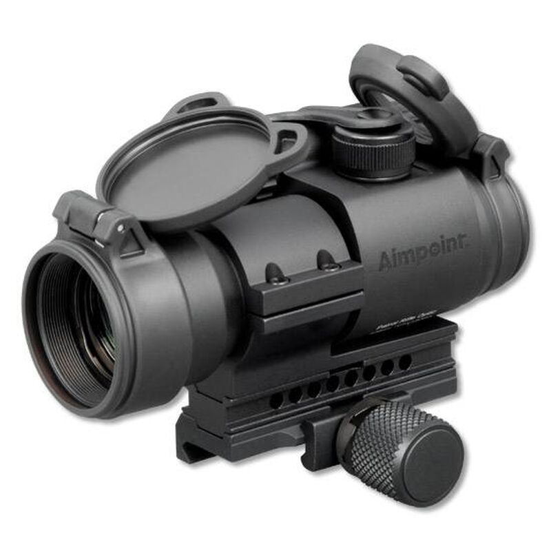 Aimpoint PRO Patrol Rifle Red Dot Sight, Matte Black