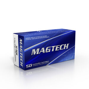 Magtech .32 S&W Ammunition 1000 Rounds LRN 85 Grains 32SWA
