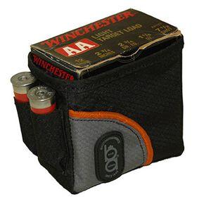 Bob Allen Club Series One Box Shell Carrier Ripstop Nylon Black