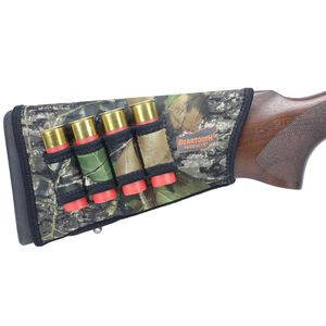 Beartooth Products StockGuard 2.0 Right Hand Shotgun Stock Cover with Ammo Carrier Mossy Oak Break-Up