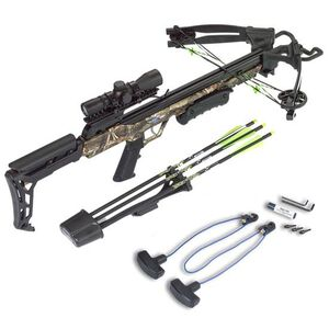 Carbon Express X-Force Blade Crossbow Kit Black