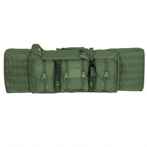 Voodoo Tactical Padded Weapon Case Ballistic Cloth 46 Inch OD Green