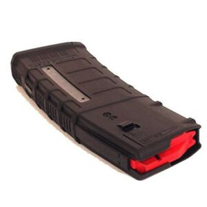 Magpul PMAG Windowed LWRC Six8 6.8 SPC Magazine 30 Rounds Polymer Black L040038C01