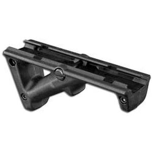 Magpul AFG2 Angled Foregrip Grip Polymer Interchangeable Finger Shelf Black MAG414-BLK