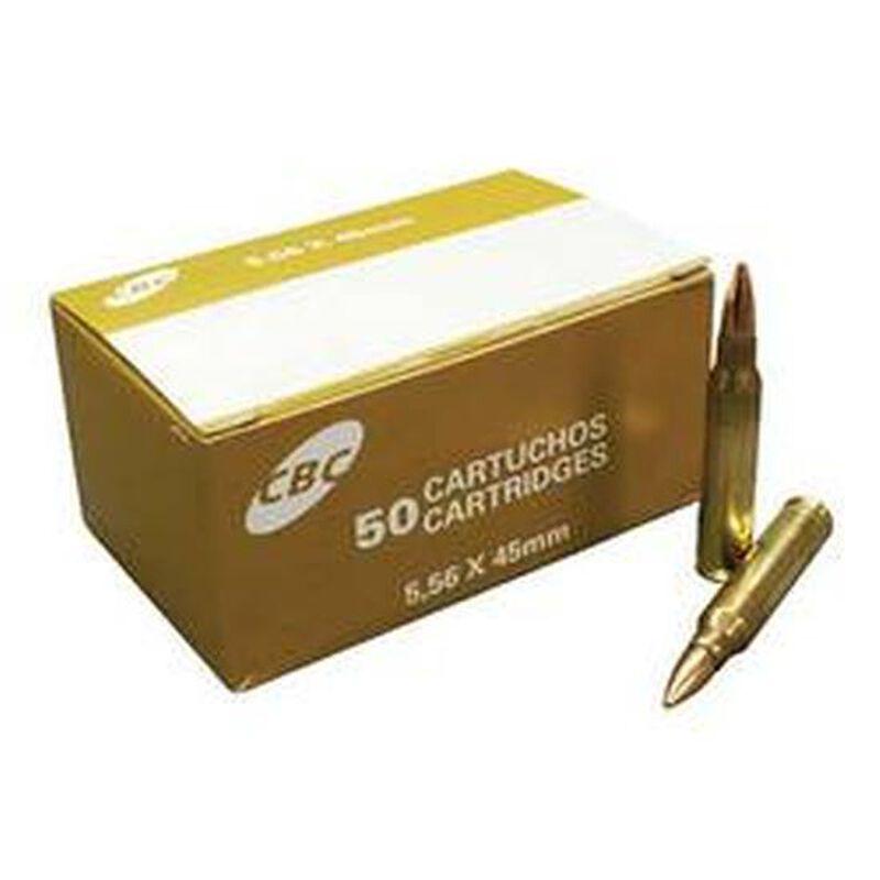 50 Rounds of Magtech 5.56 NATO Ammunition 50 Rounds M193 FMJ 55 Grains 556A
