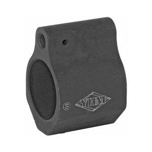 Yankee Hill Machine AR-15 Suppressor Gas Block .750 Diameter Steel Construction Phosphate Coating Black
