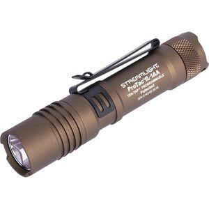 Streamlight ProTac 1L-1AA, Flashlight, Coyote, Aluminum, 350 Lumens