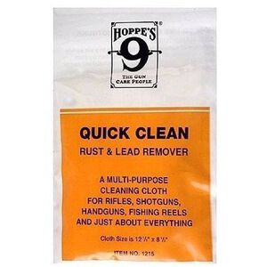 Hoppe's Quick Clean Rust & Lead Remover Cleaning Cloth 1215