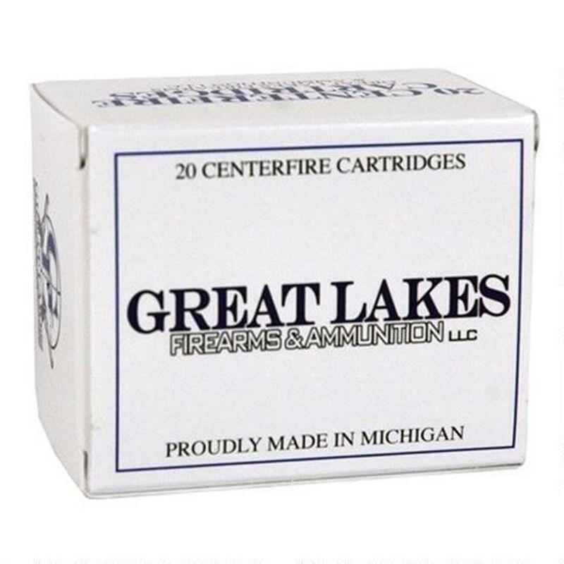 Great Lakes Ammunition Reman.500 S&W Magnum  20 Rounds  XTP HP 350 Grains
