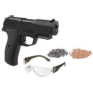 Crosman Iceman C02 Pellet Pistol Kit .177 Caliber 430 fps