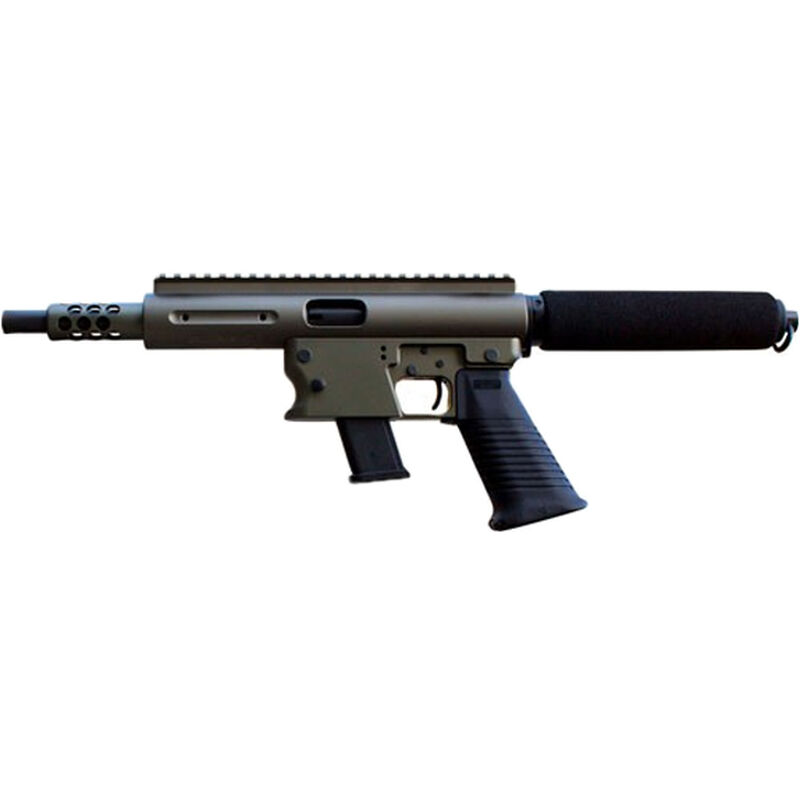 TNW Aero Survival Semi Auto Pistol 10mm Auto 8