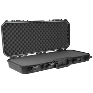 "Plano All Weather Rifle/Shotgun Hard Case 36"" Plastic Black"