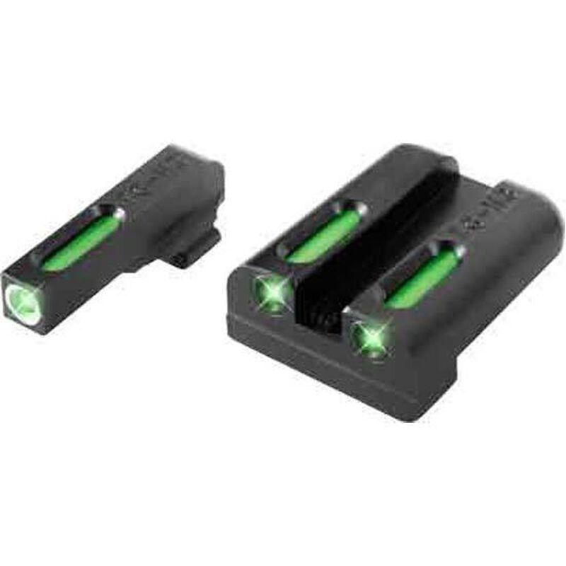 TRUGLO TFX Taurus Millennium G2 Tritium Night Sight Set Green / Green TG13TA2A