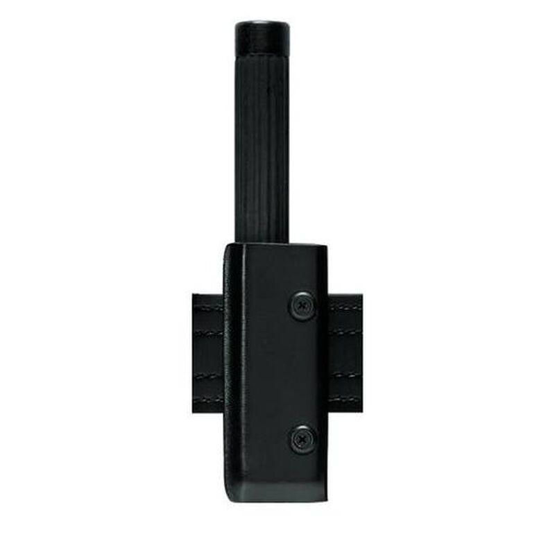 "Safariland Model 135 Baton Holder For Expandable Foam Handle 26"" Batons 2.25"" Belt Loop Right Hand Basket Weave Black 135-F26-41-225"